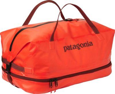 Patagonia Stormfront Wet/Dry Duffel Cusco Orange - Patagonia Travel Duffels
