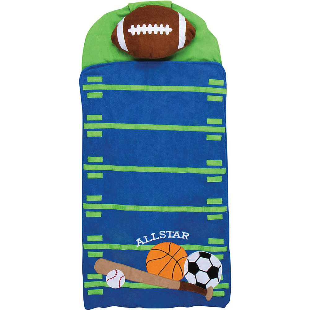 Stephen Joseph Nap Mat Sports - Stephen Joseph Travel Pillows & Blankets - Travel Accessories, Travel Pillows & Blankets