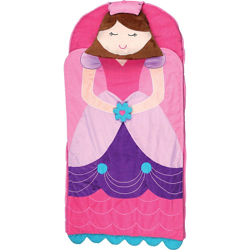 Stephen Joseph Nap Mat Princess - Stephen Joseph Travel Pillows & Blankets - Travel Accessories, Travel Pillows & Blankets