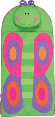 Stephen Joseph Nap Mat Butterfly - Stephen Joseph Travel Pillows & Blankets 10461893
