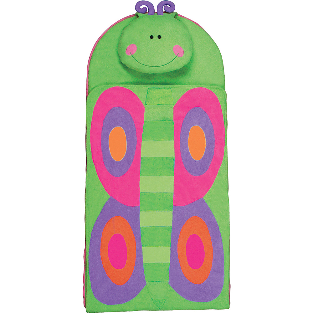 Stephen Joseph Nap Mat Butterfly Stephen Joseph Travel Pillows Blankets