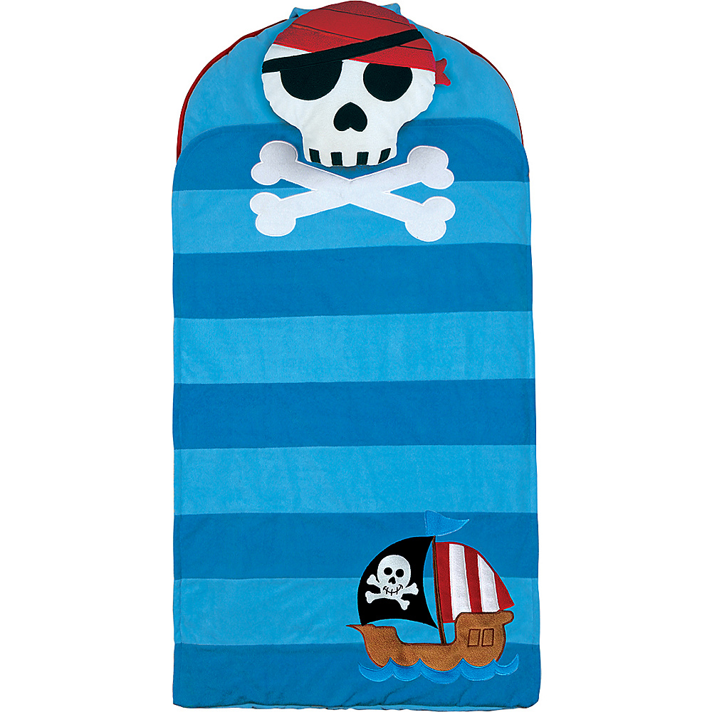 Stephen Joseph Nap Mat Pirate Stephen Joseph Travel Pillows Blankets