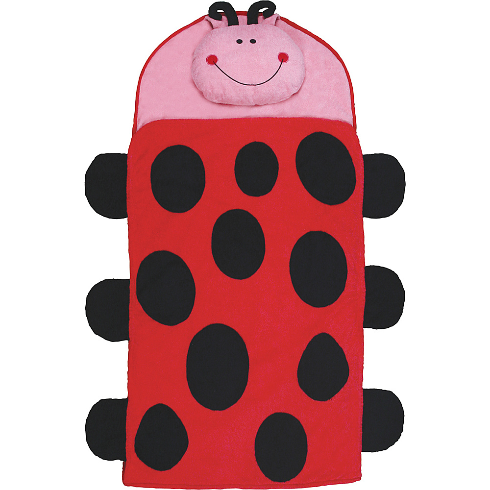 Stephen Joseph Nap Mat Ladybug Stephen Joseph Travel Pillows Blankets