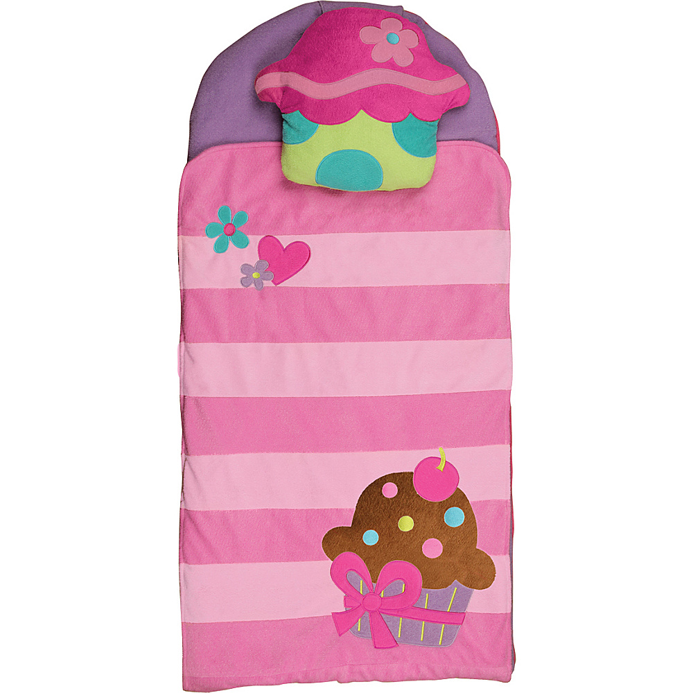 Stephen Joseph Nap Mat Cupcake - Stephen Joseph Travel Pillows & Blankets - Travel Accessories, Travel Pillows & Blankets