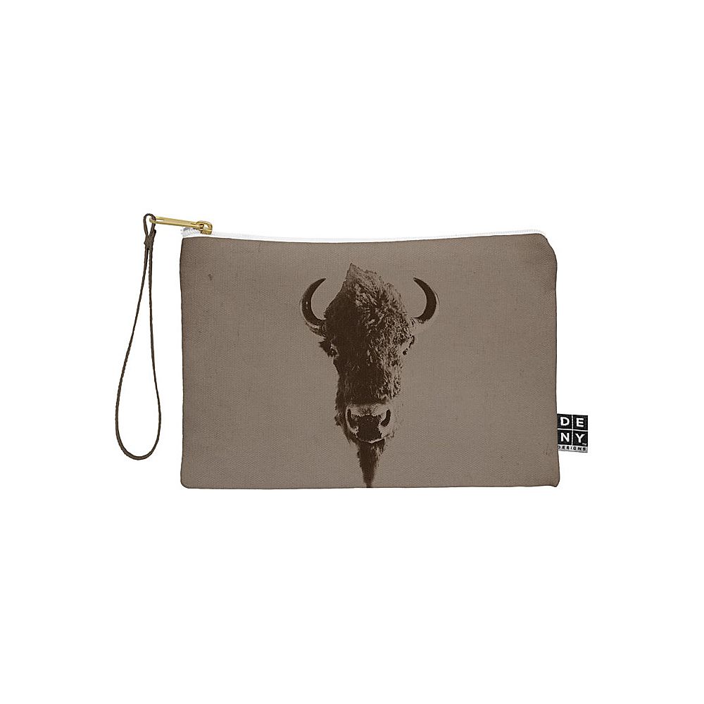 DENY Designs Leah Flores Pouch Sepia Old West DENY Designs Travel Wallets