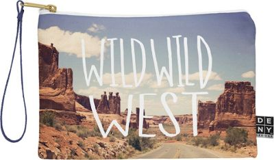 Deny Designs Leah Flores Pouch Desert - Wild Wild West - Deny Designs Travel Wallets