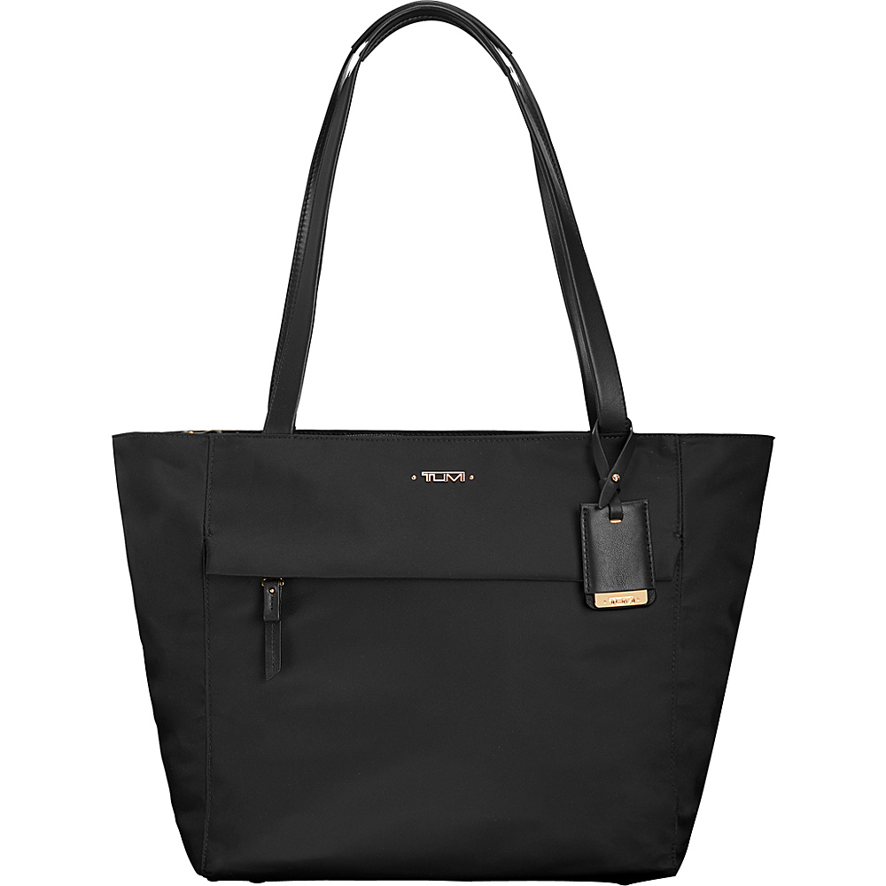 Tumi Voyageur Small M-Tote Black - Tumi Womens Business Bags - Work Bags & Briefcases, Women's Business Bags
