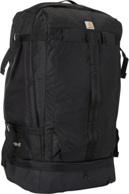 Carhartt Elements 2.0 Duffel/Backpack Hybrid Black - Carhartt Travel Duffels