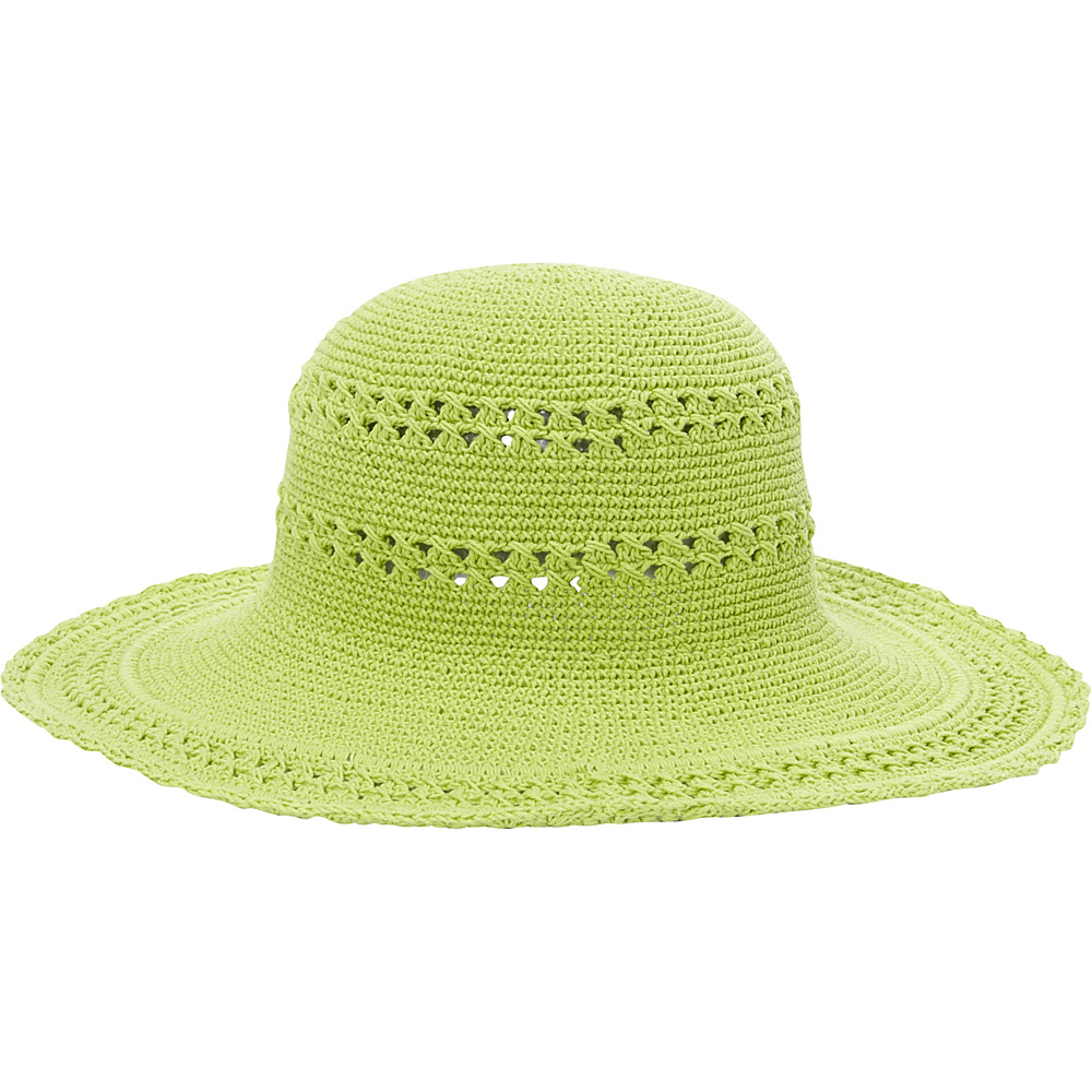 TLC you Comfort Style Sun Hat Lime TLC you Hats Gloves Scarves