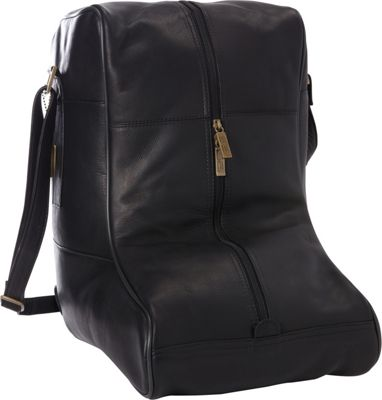 ClaireChase Ranchero Boot Bag Black - ClaireChase Luggage Accessories