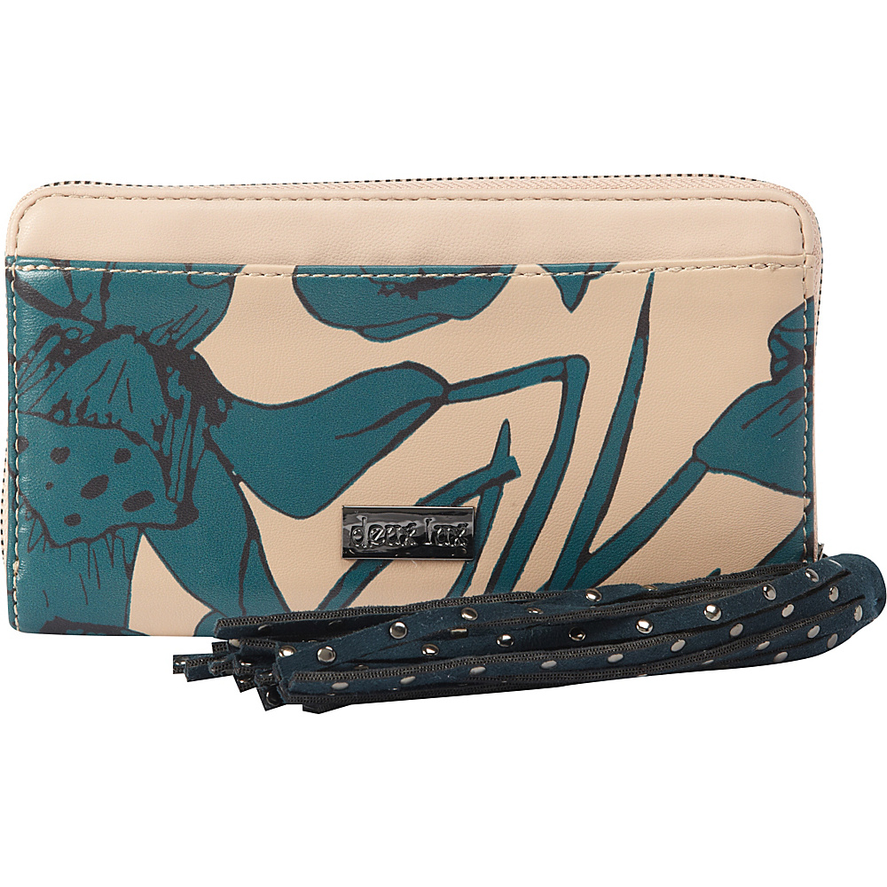 deux lux Eros Zip Wallet Blush deux lux Women s Wallets