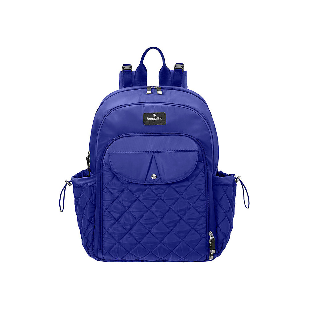 baggallini Ready To Run Baby Backpack COBALT - baggallini Diaper Bags & Accessories - Handbags, Diaper Bags & Accessories