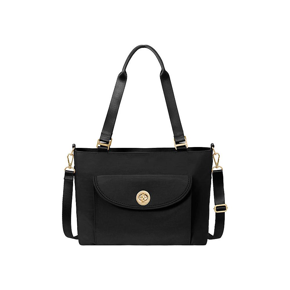 baggallini La Paz Tote Black - baggallini Fabric Handbags - Handbags, Fabric Handbags