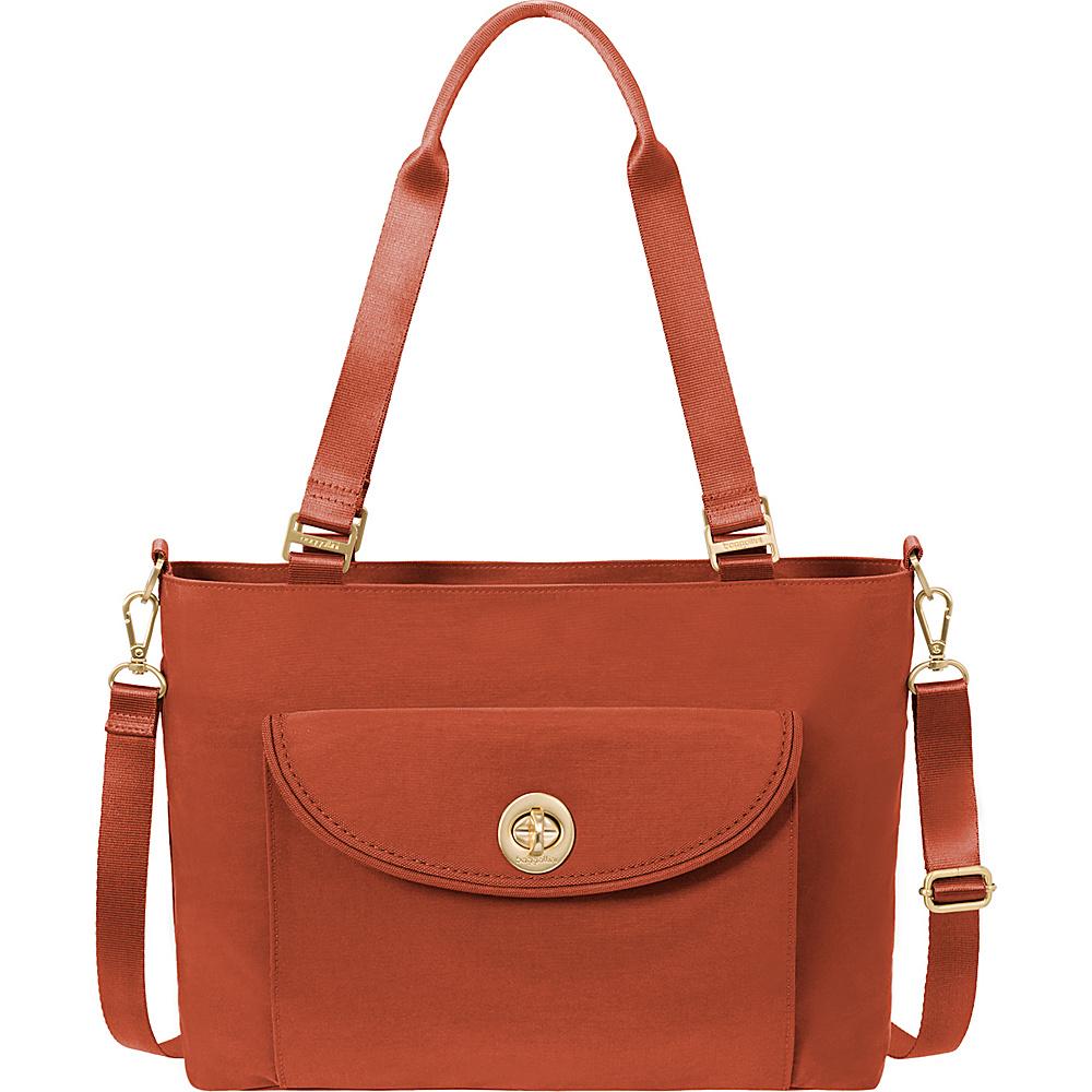 baggallini La Paz Tote Adobe - baggallini Fabric Handbags - Handbags, Fabric Handbags