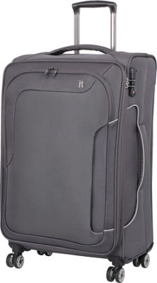it luggage Amsterdam III 8 Wheel Spinner 27.6 inch Magnet - it luggage Softside Checked