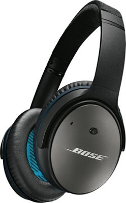 Bose QuietComfort 25 Acoustic Noise Cancelling headphones Black - Bose Headphones & Speakers