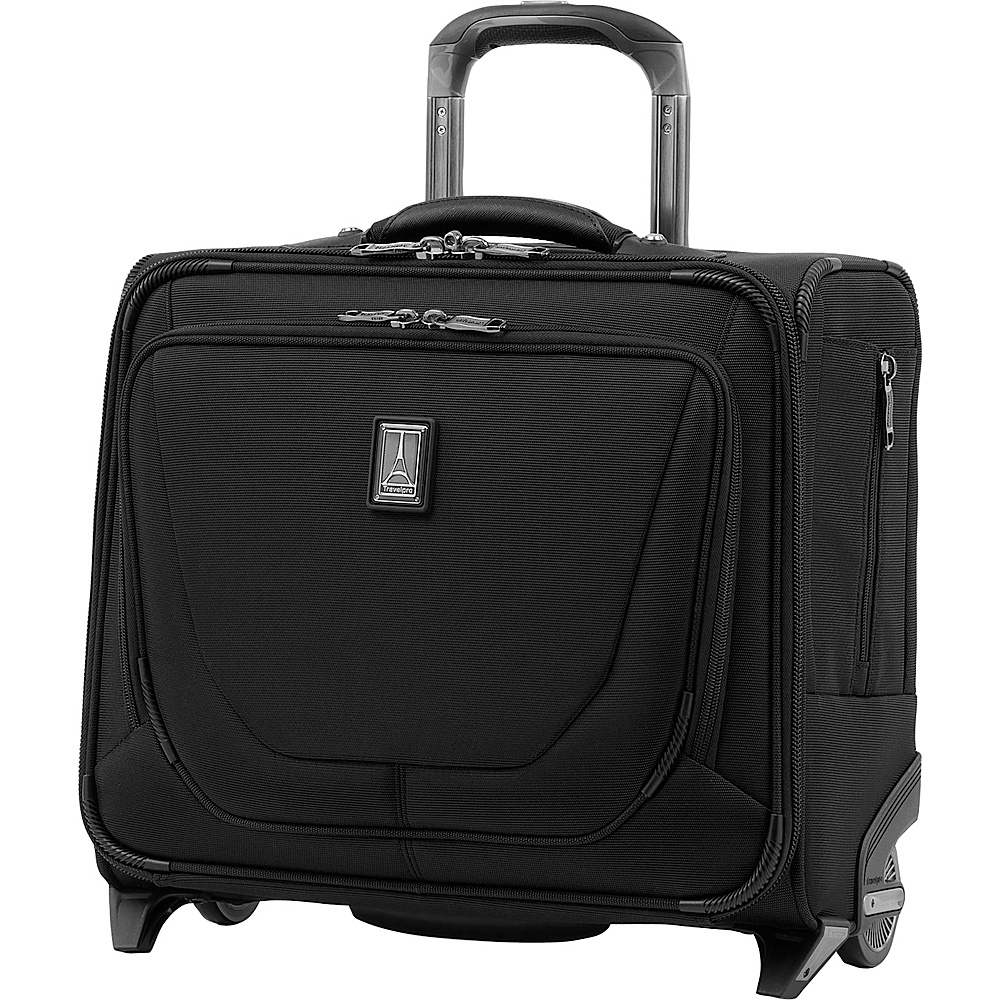 Travelpro Crew 11 Rolling Tote Black Travelpro Wheeled Business Cases