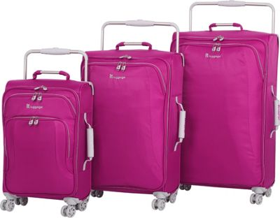 it luggage World's Lightest 8 Wheel 3 Piece Set Baton Rouge - it luggage Luggage Sets