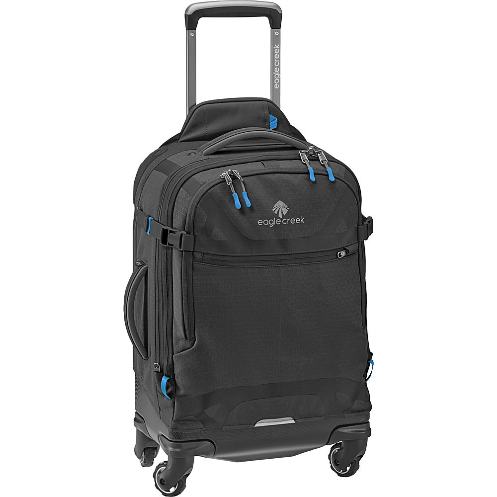 Eagle Creek Gear Warrior AWD Carry-On Black - Eagle Creek Softside Carry-On - Luggage, Softside Carry-On