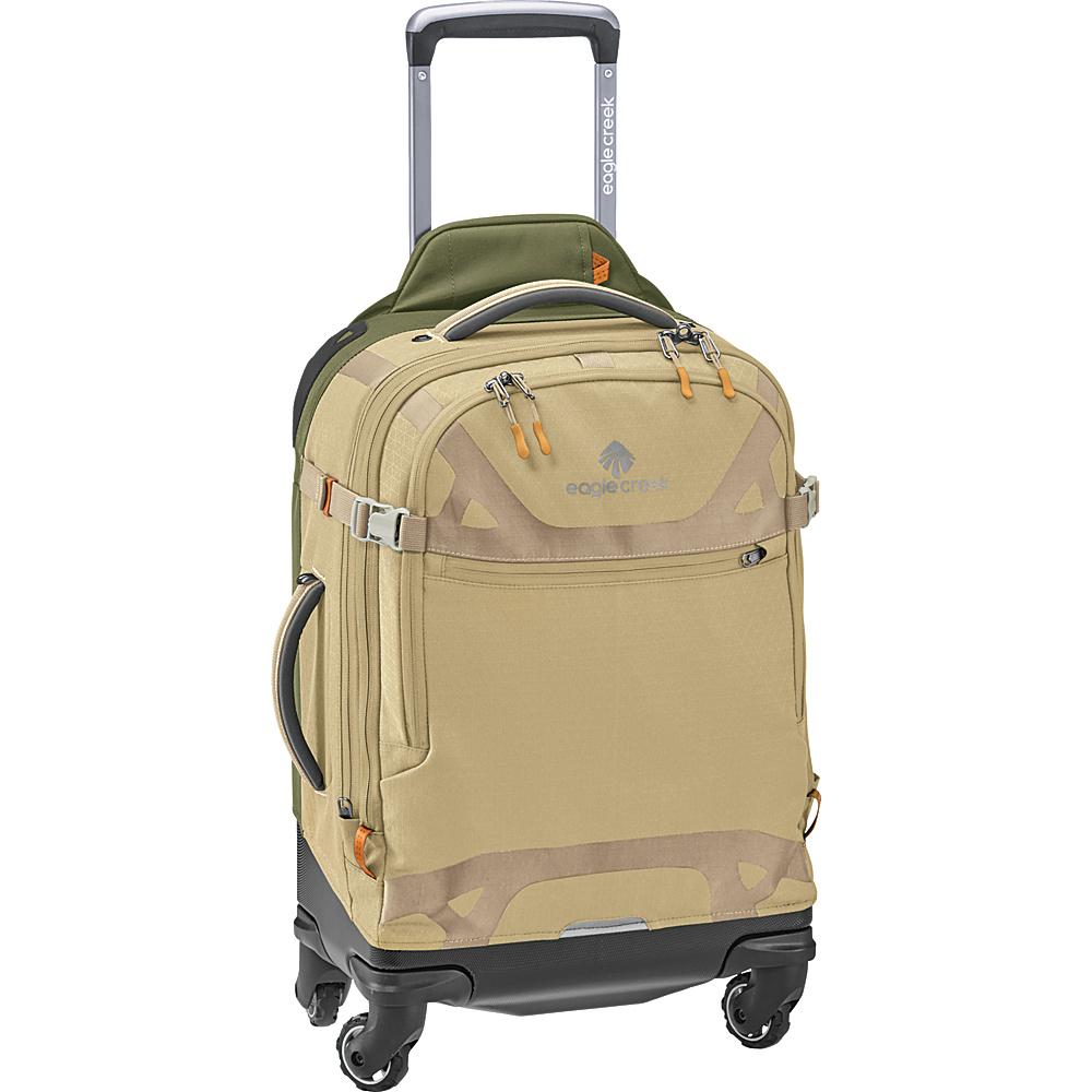 Eagle Creek Gear Warrior AWD Carry-On Tan/Olive - Eagle Creek Softside Carry-On - Luggage, Softside Carry-On