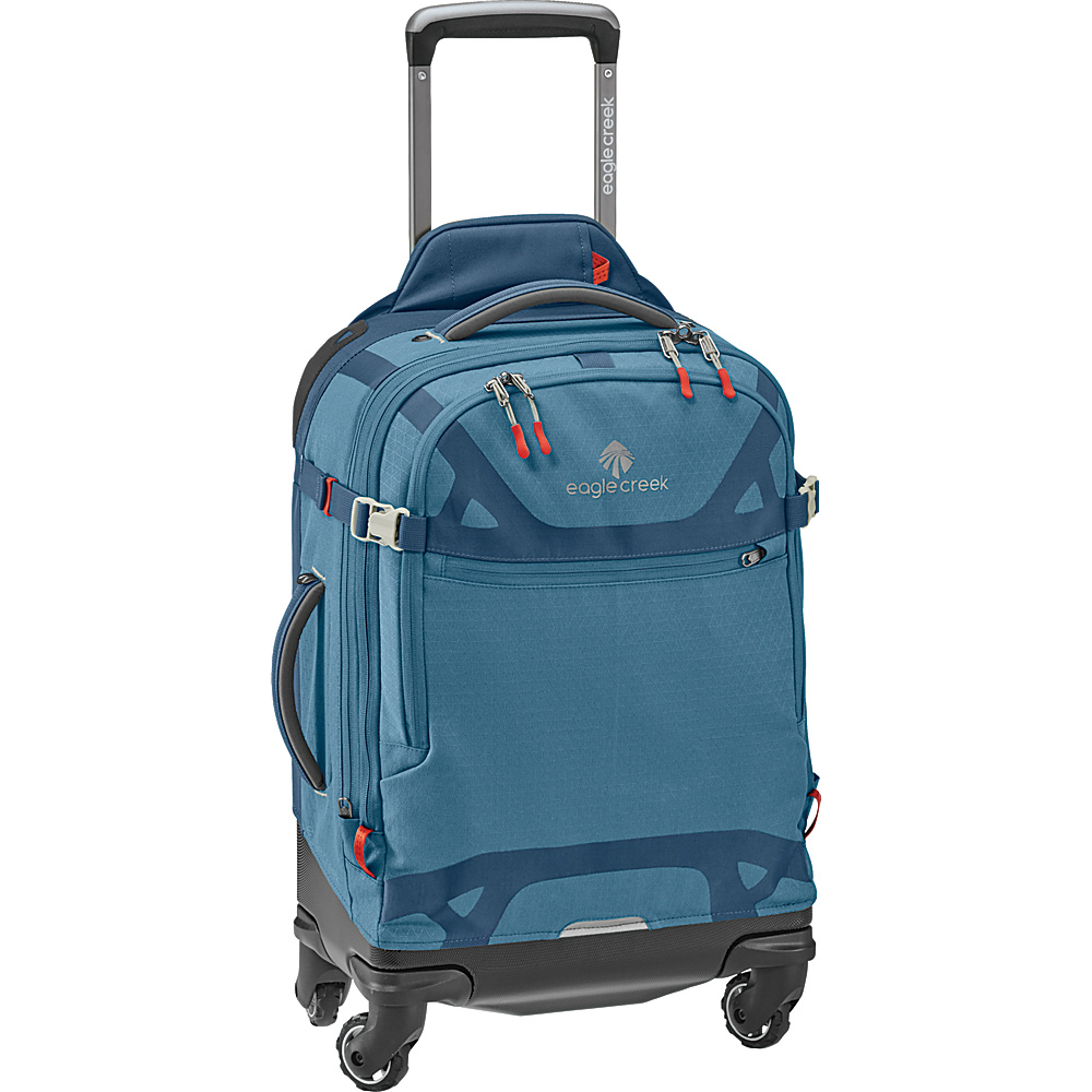Eagle Creek Gear Warrior AWD Carry-On Smokey Blue - Eagle Creek Softside Carry-On - Luggage, Softside Carry-On