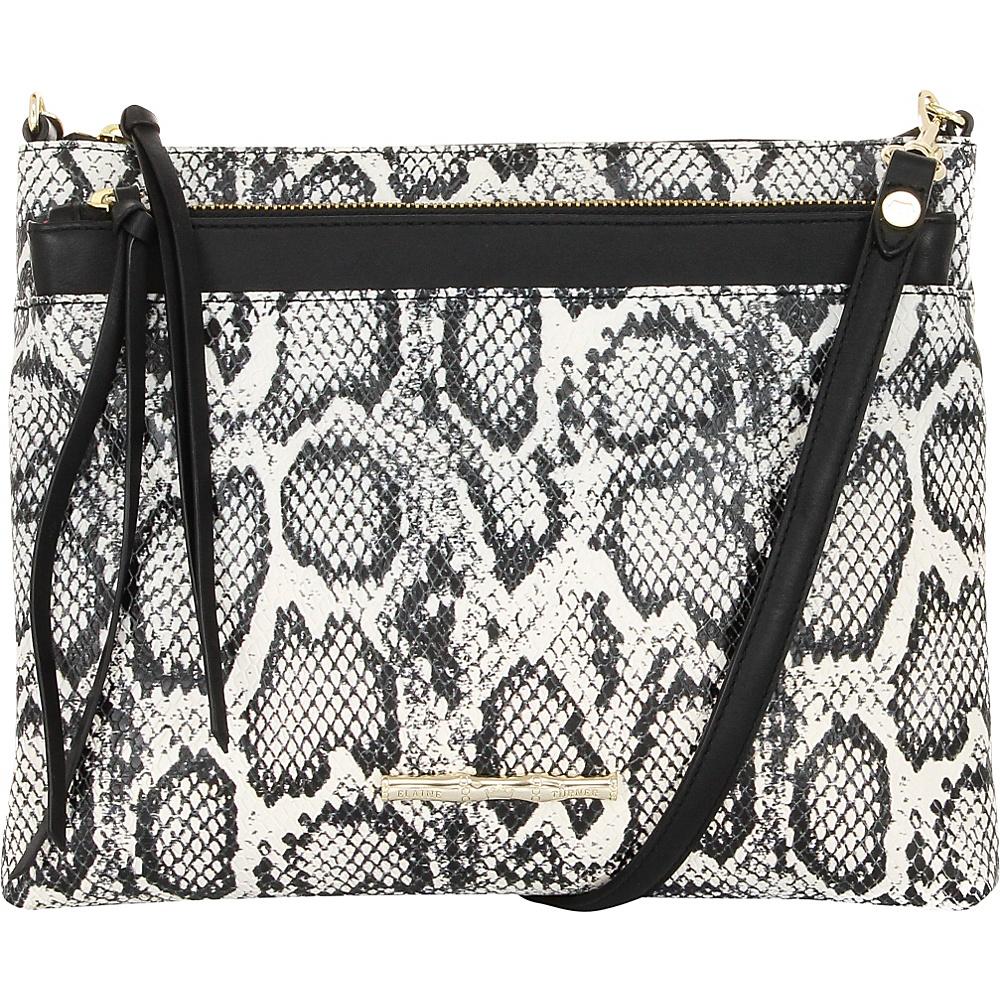 Elaine Turner Mara Python Crossbody Domino Elaine Turner Designer Handbags