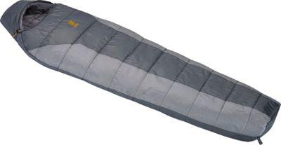 Slumberjack Boundary 40 Degree Long Lh Two-Tone Gray - Slumberjack Outdoor Accessories