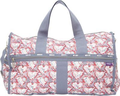 LeSportsac LeSportsac Made with Liberty Art Fabrics CR Large Weekender Amy Jane - LeSportsac Travel Duffels
