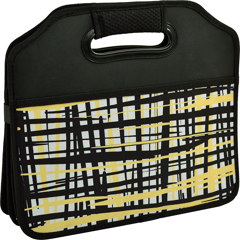 Picnic at Ascot Original Folding Trunk Organizer, designed by Picnic at Ascot Paris - Picnic at Ascot Trunk and Transport Organization - Travel Accessories, Trunk and Transport Organization