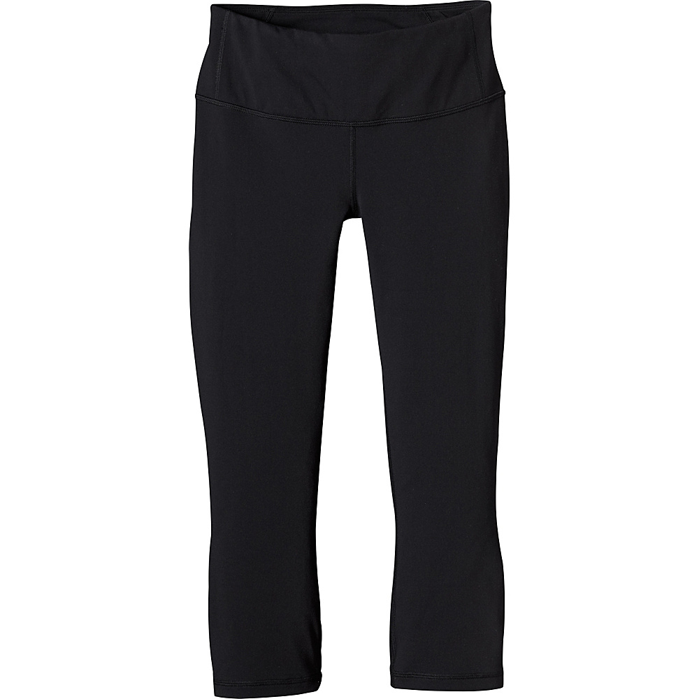 Patagonia Womens Centered Crops S - Black - Patagonia Womens Apparel - Apparel & Footwear, Women's Apparel
