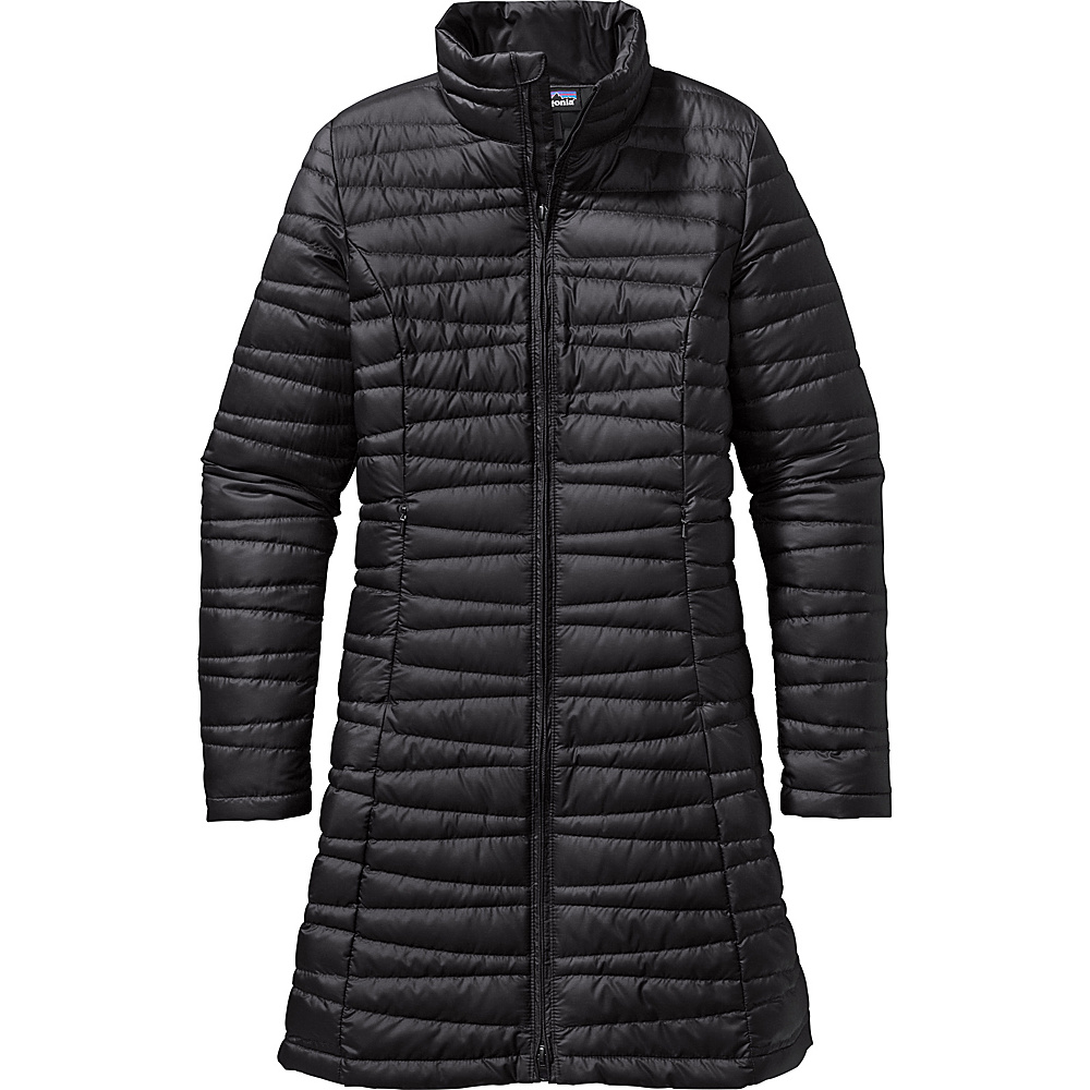 Patagonia Womens Fiona Parka S - Black - Patagonia Womens Apparel - Apparel & Footwear, Women's Apparel