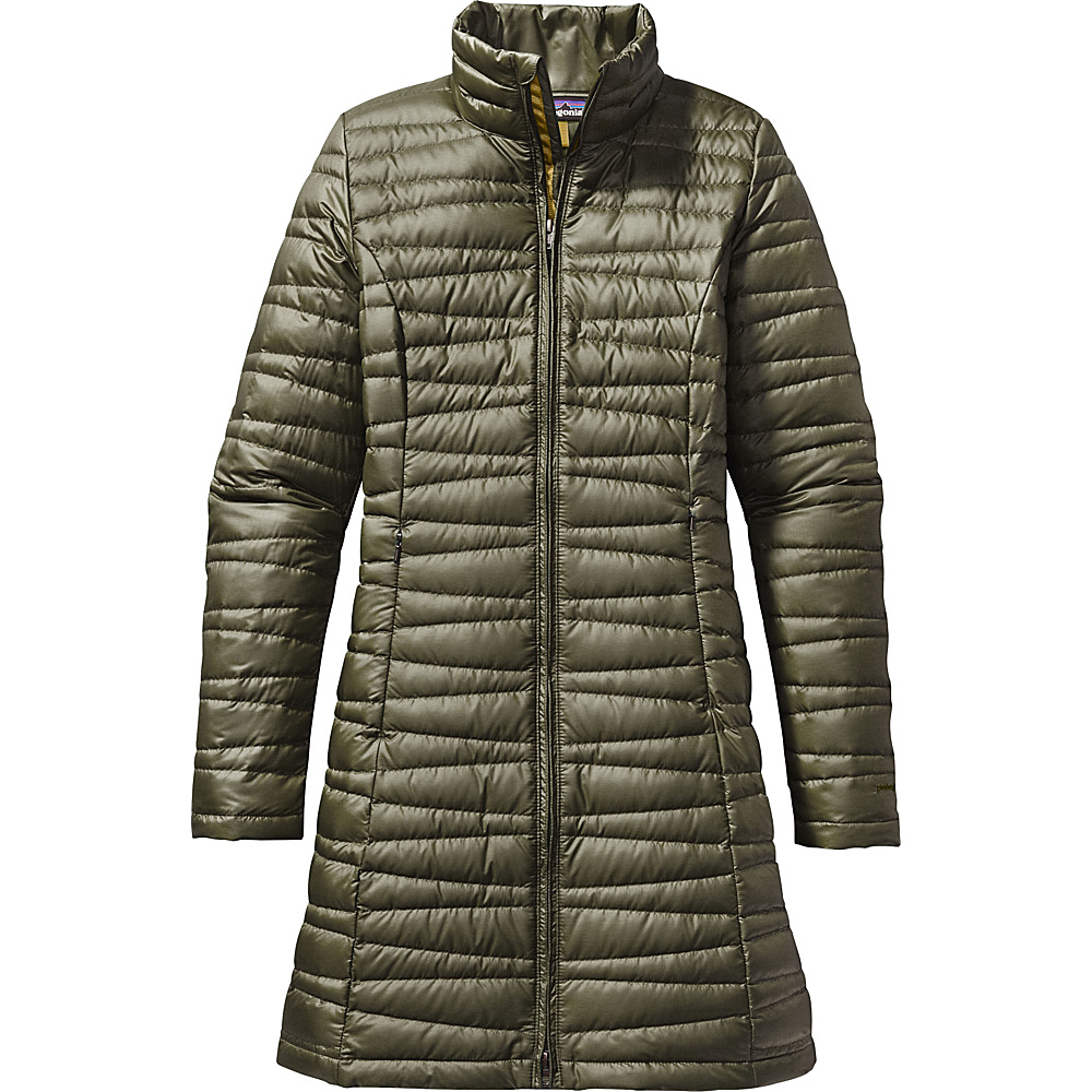 Patagonia Womens Fiona Parka XS - Industrial Green - Patagonia Womens Apparel - Apparel & Footwear, Women's Apparel