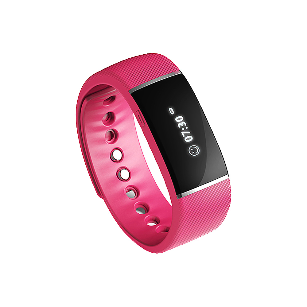 Koolulu Bluetooth Multifunction Smart Watch Pink Koolulu Wearable Technology