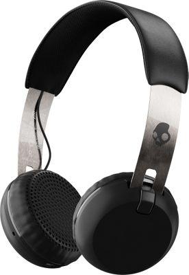 Skullcandy Ingram Grind Bluetooth Wireless Headphones Black/Chrome - Skullcandy Ingram Headphones & Speakers