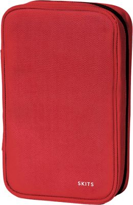 SKITS Geek Sport Poly Cords Case Red - SKITS Electronic Accessories