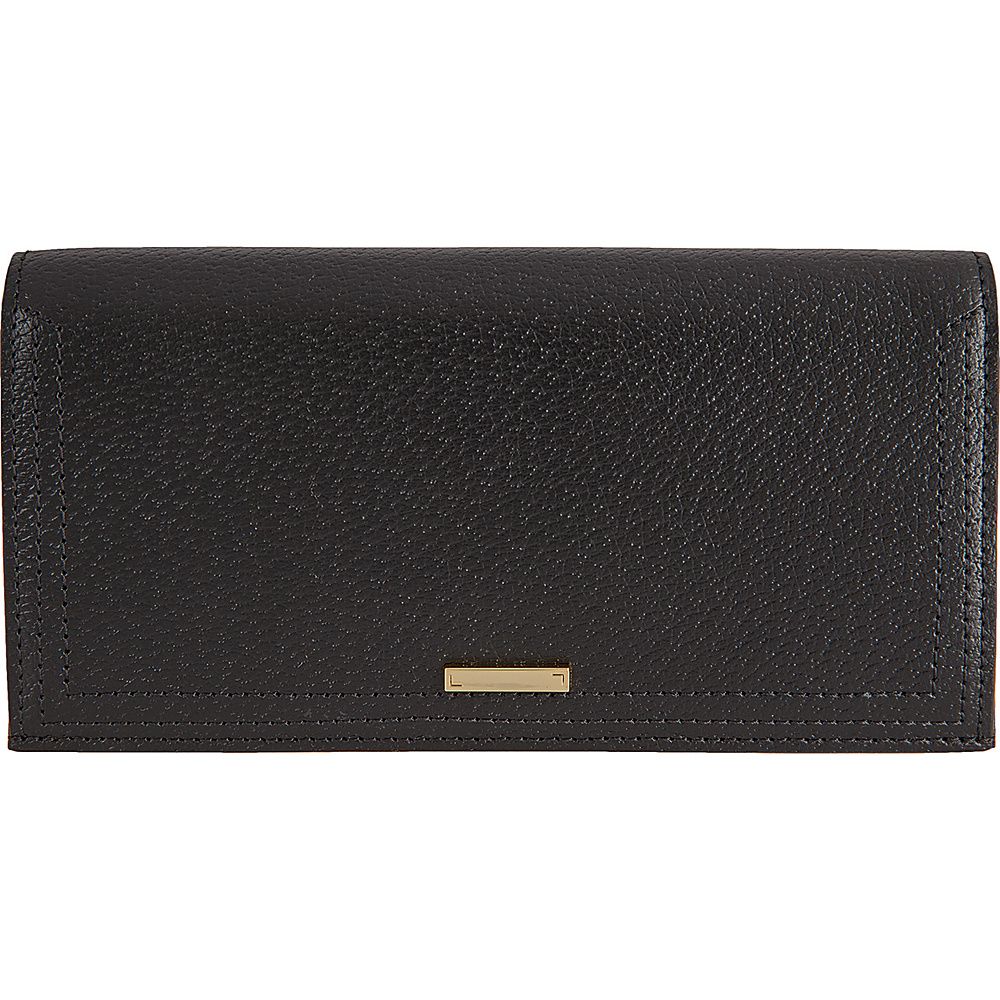 Lodis Stephanie Under Lock and Key Kia Wallet Black - Lodis Womens Wallets - Women's SLG, Women's Wallets
