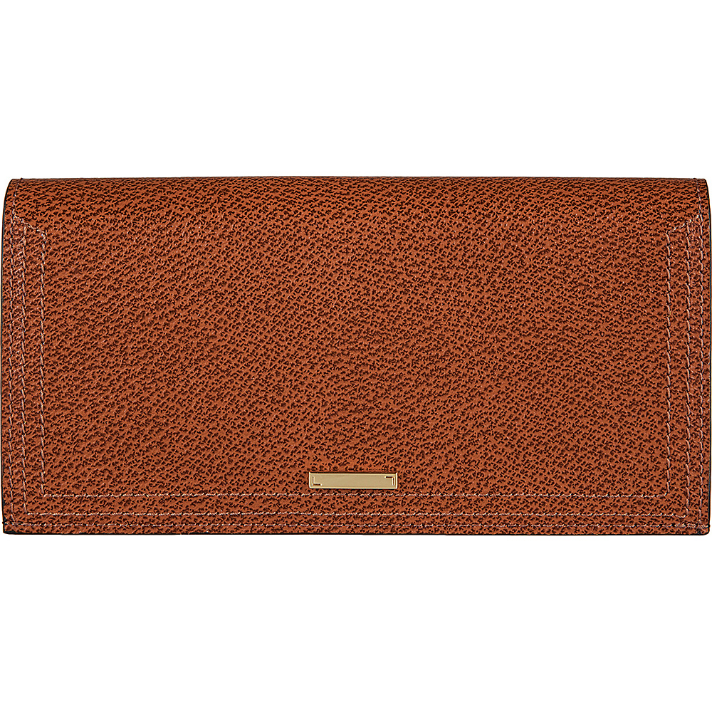 Lodis Stephanie Under Lock and Key Kia Wallet Chestnut - Lodis Womens Wallets - Women's SLG, Women's Wallets