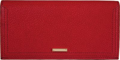 Lodis Stephanie Under Lock and Key Kia Wallet Red - Lodis Women's Wallets