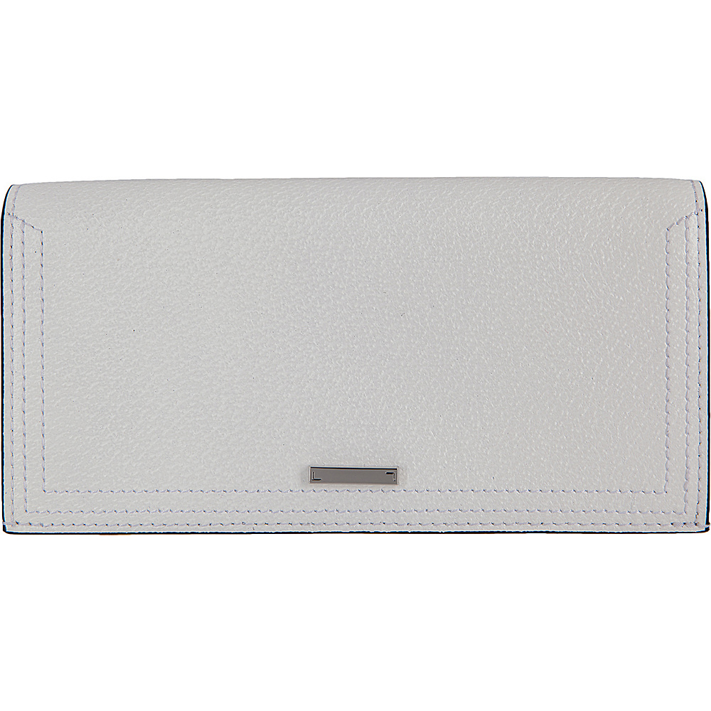 Lodis Stephanie Under Lock and Key Kia Wallet White - Lodis Womens Wallets - Women's SLG, Women's Wallets