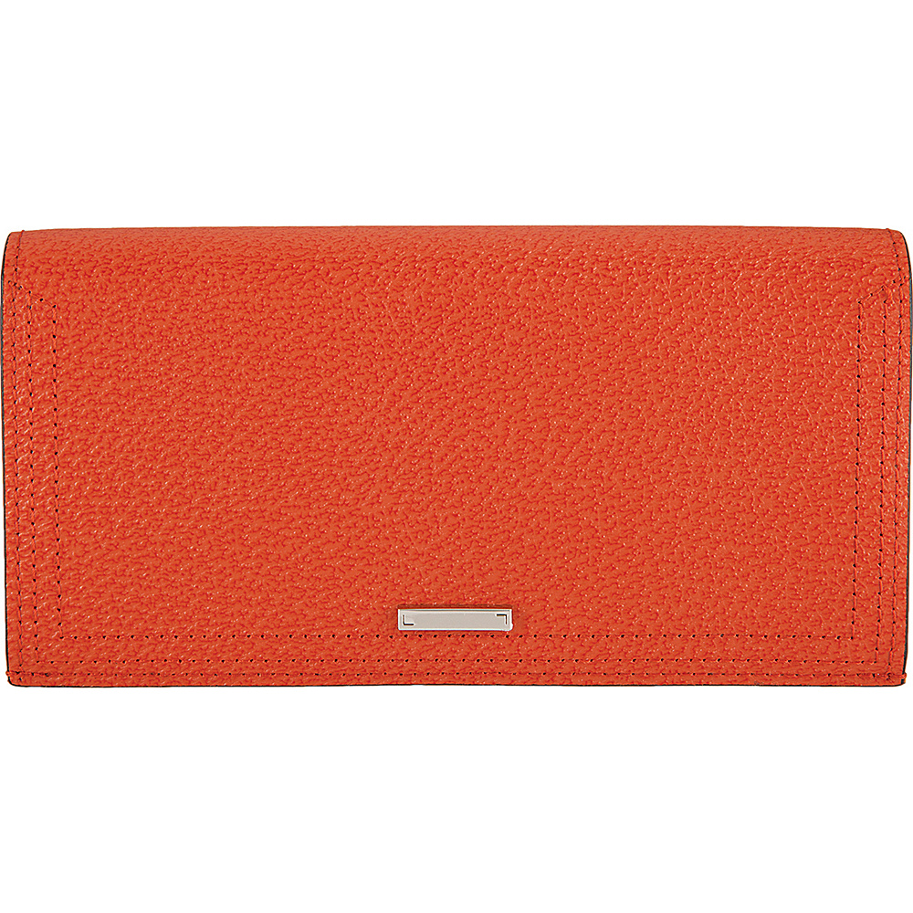 Lodis Stephanie Under Lock and Key Kia Wallet Orange - Lodis Womens Wallets - Women's SLG, Women's Wallets