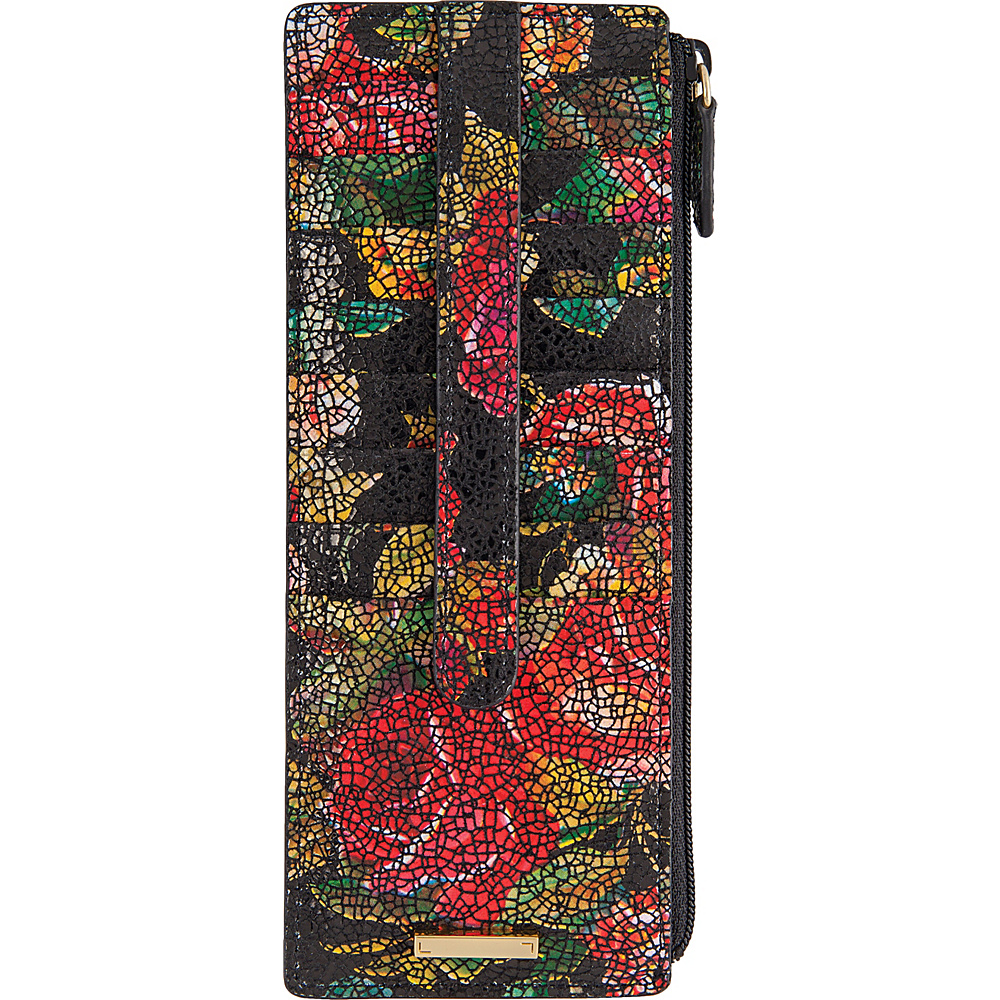 Lodis Rosalia Credit Card Case with Zipper Multi - Lodis Womens Wallets - Women's SLG, Women's Wallets