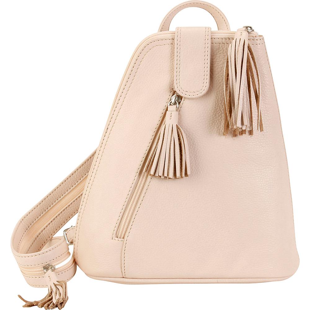 Hadaki Backpack Rose Petal - Hadaki Leather Handbags - Handbags, Leather Handbags