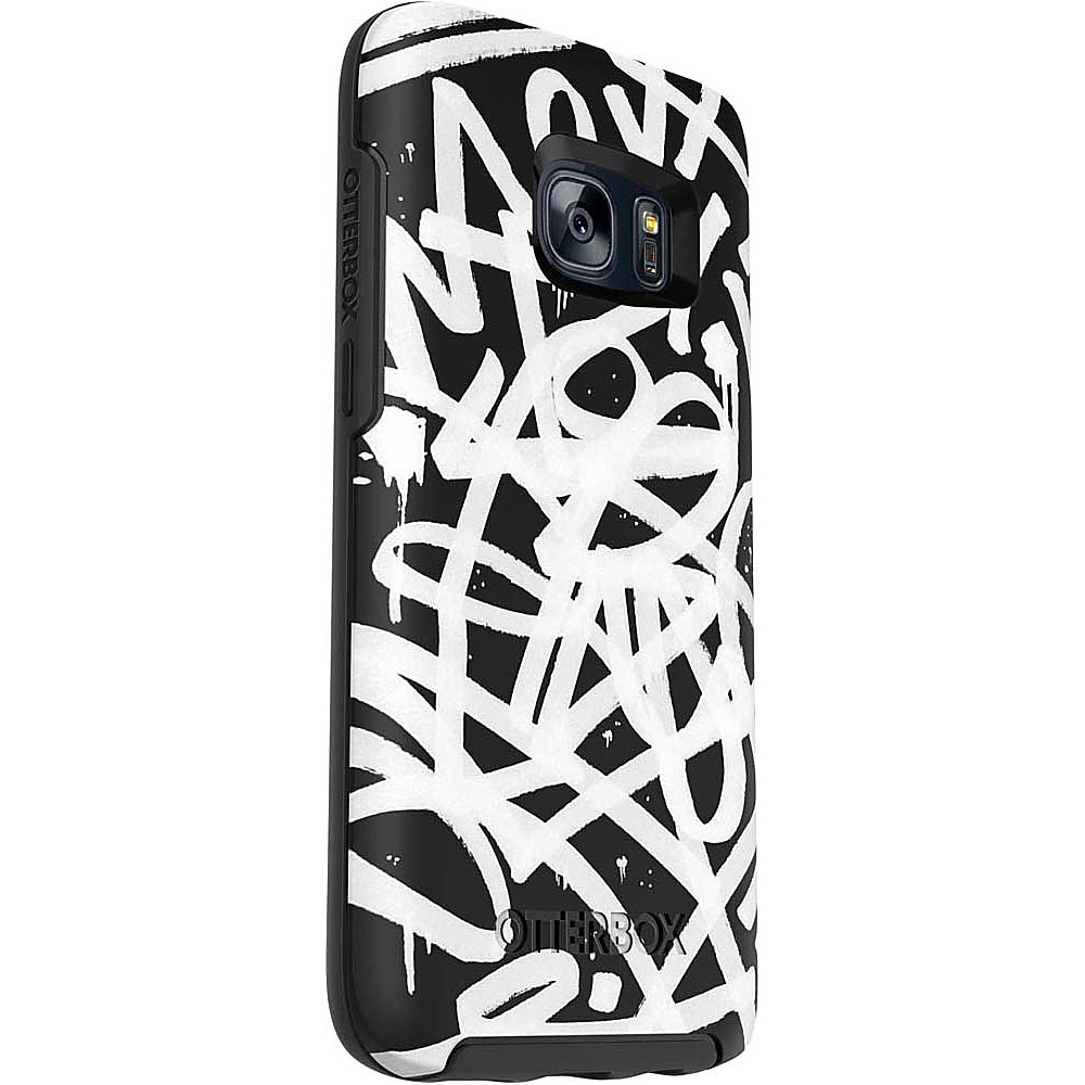 Otterbox Ingram Symmetry Series Graphics Case for Samsung Galaxy S7 Graffiti Otterbox Ingram Electronic Cases