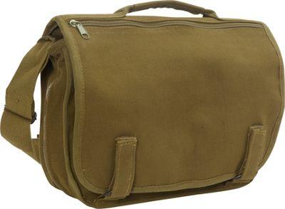 Fox Outdoor Danish School Bag Olive Drab - Fox Outdoor Other Men's Bags