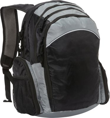 Fox Outdoor Daily Planner Pack Black - Fox Outdoor Everyday Backpacks