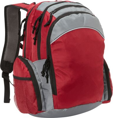 Fox Outdoor Daily Planner Pack Burgundy - Fox Outdoor Everyday Backpacks