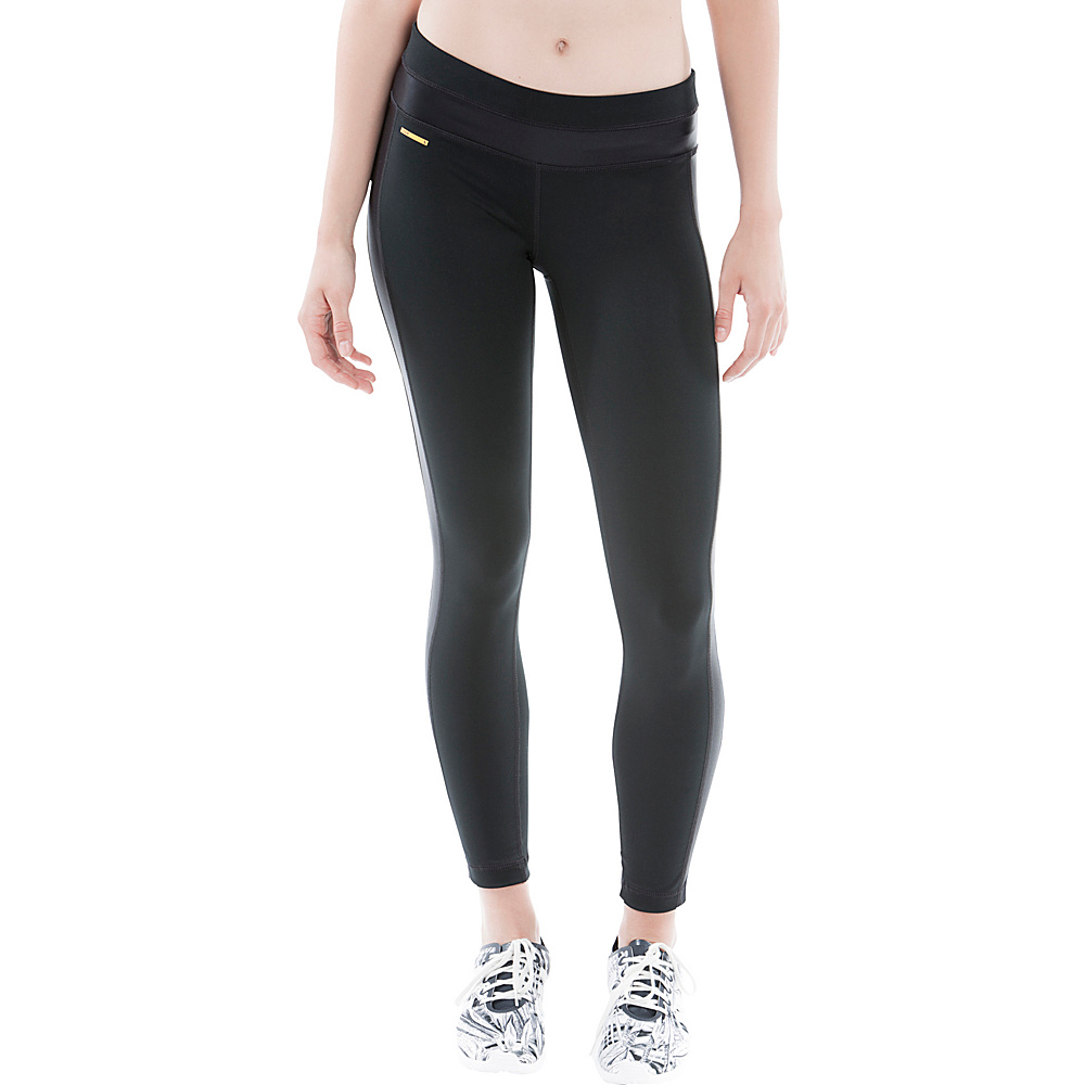 Lole Maile Leggings L - Black - Lole Womens Apparel - Apparel & Footwear, Women's Apparel
