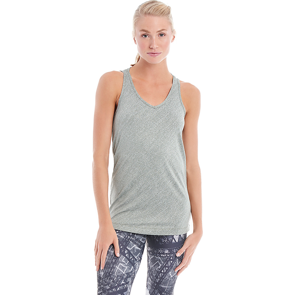 Lole Jelina Tank XS - Green - Lole Womens Apparel - Apparel & Footwear, Women's Apparel