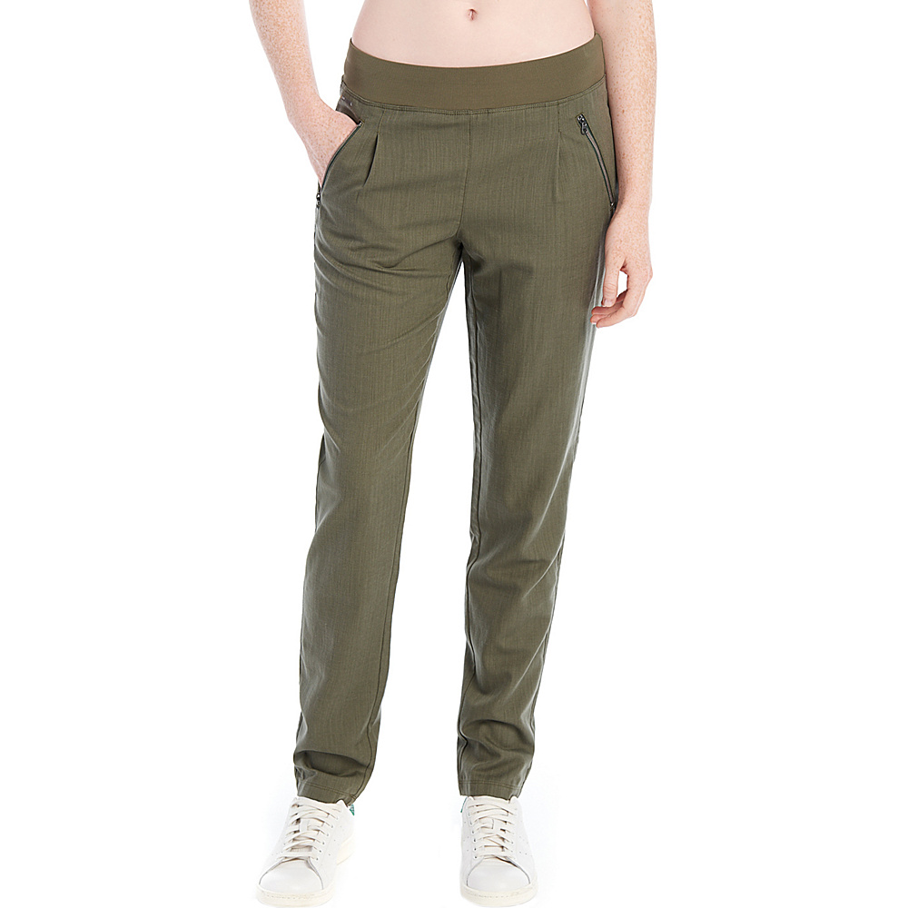 Lole Jala Pants XS - Khaki - Lole Womens Apparel - Apparel & Footwear, Women's Apparel
