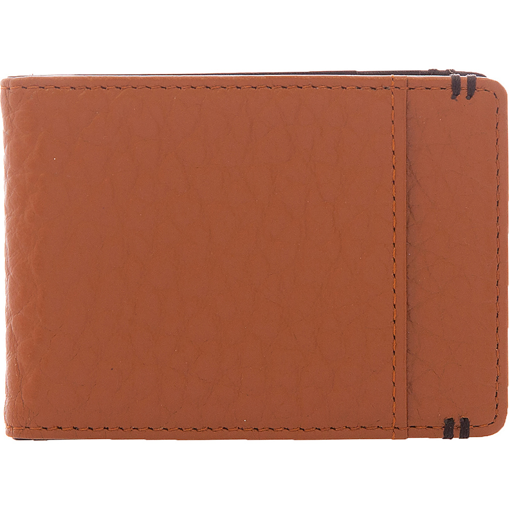 Lodis Borrego Under Lock and Key Bifold Money Clip Toffee - Lodis Mens Wallets - Work Bags & Briefcases, Men's Wallets